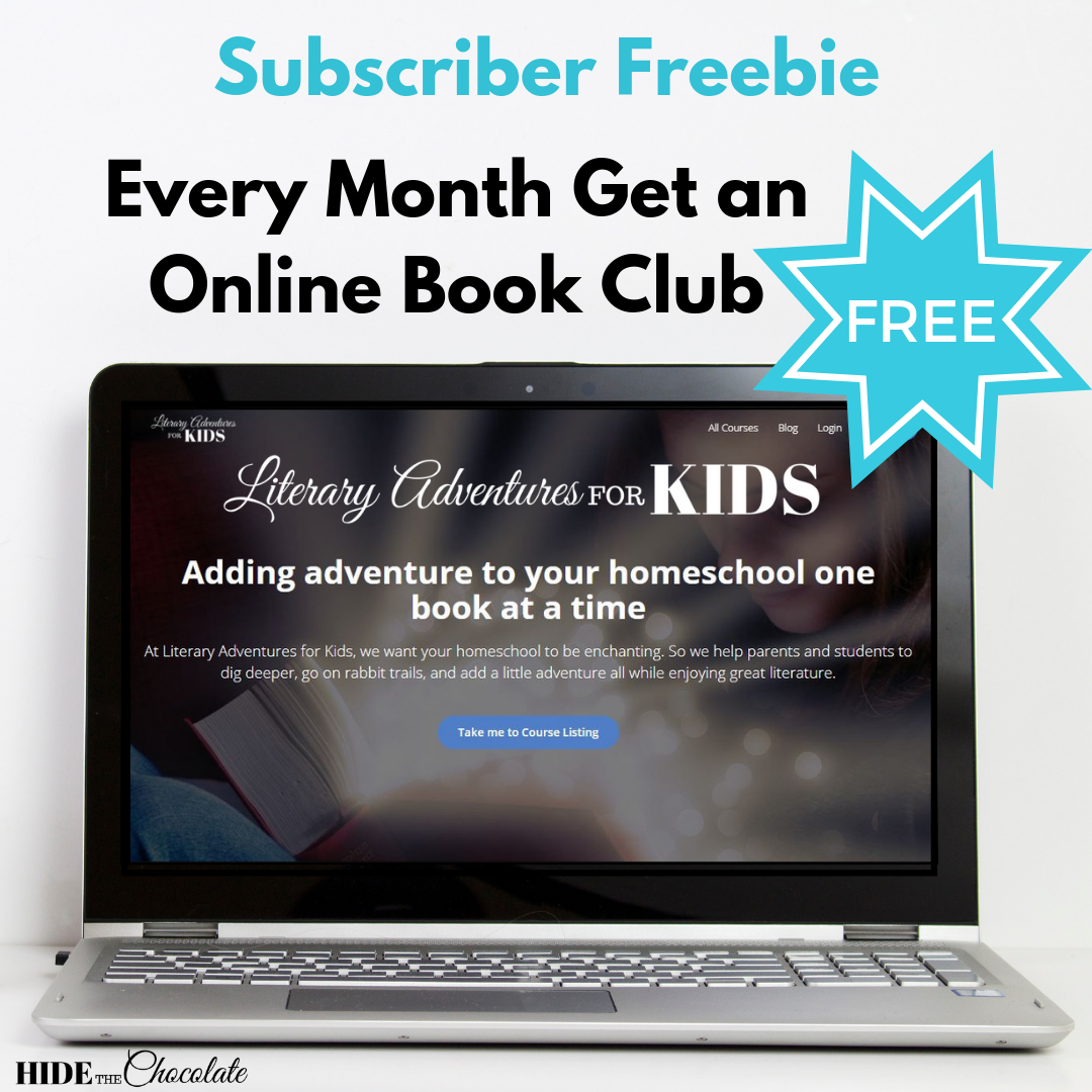 Monthly Free Online Book Club